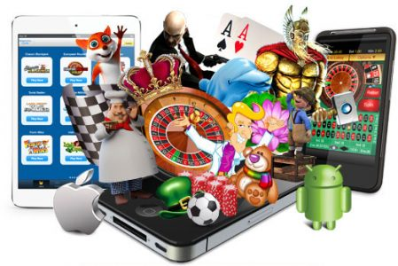 Mobile online casino in South Africa
