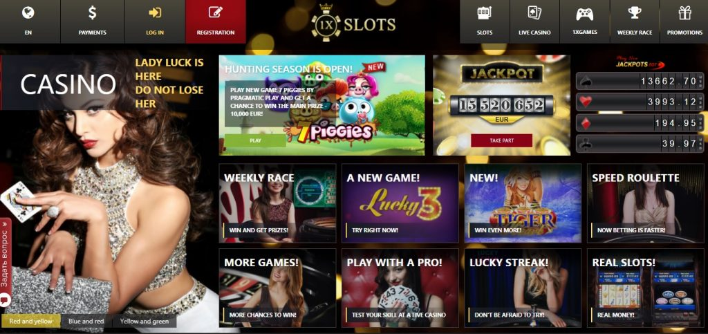 1xSlots Casino Review