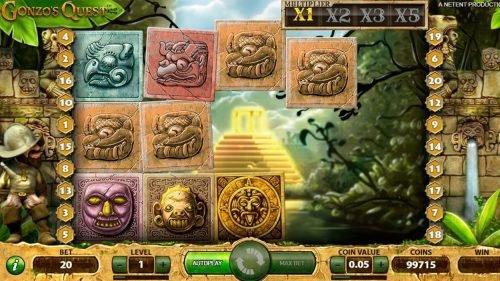 SA Netent online casinos