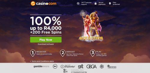 Casino.com SA