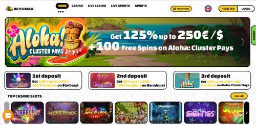 Betchaiser casino review