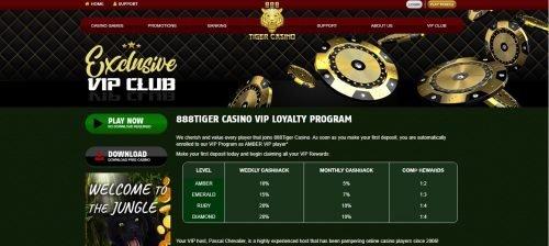 888 Tiger Casino review