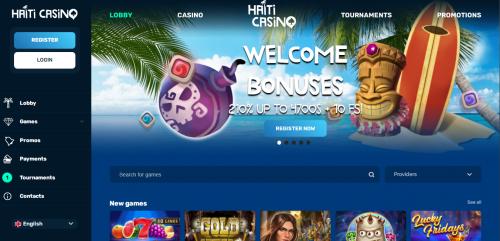 Haiti Casino review South Africa